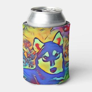 Porta-lata O cão ronco pode refrigerador