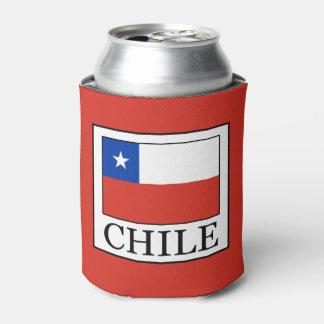 Porta-lata O Chile