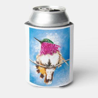 Porta-lata O colibri da costela