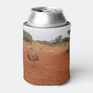 Porta-lata O Emu no interior pode refrigerador