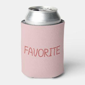 Porta-lata O favorito pode refrigerador