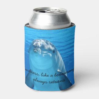 Porta-lata O golfinho pode refrigerador