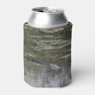 Porta-lata O jacaré pode refrigerador