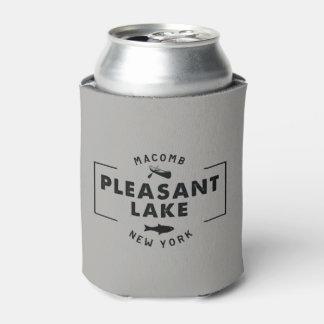 Porta-lata O lago agradável pode refrigerador
