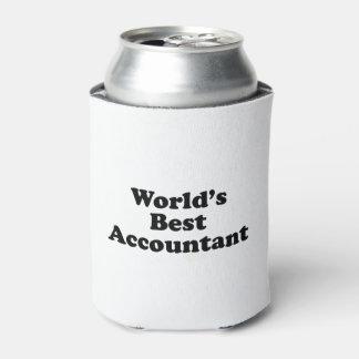 Porta-lata O melhor contador do mundo