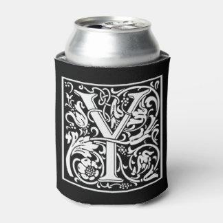 Porta-lata O monograma Y pode refrigerador