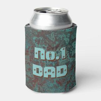 """Porta-lata O PAI """"de cobre"""" do impressão No.1 da corrosão"""