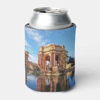 Porta-lata O palácio de San Fransisco