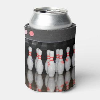 Porta-lata O pino de boliche pode refrigerador