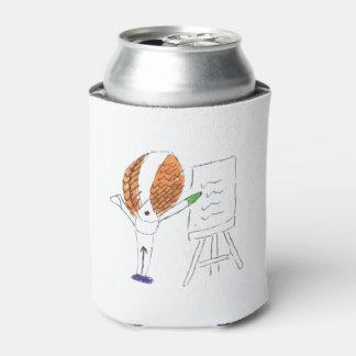 Porta-lata O professor da mosca pode refrigerador