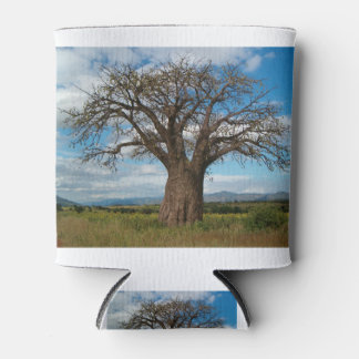 Porta-lata O ramo de árvore do Baobab personaliza destinos do