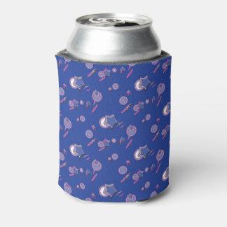 Porta-lata O Shooting Stars e a soda azul dos cometas
