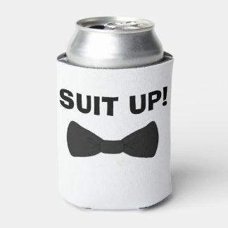 Porta-lata O terno acima da festa de casamento pode casamento