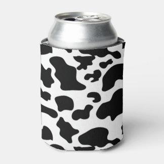 Porta-lata O teste padrão da vaca pode Coozy