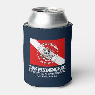 Porta-lata O Vandenberg (as melhores destruições)