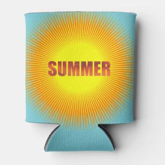 Porta-lata O verão brilhante Sun pode refrigerador