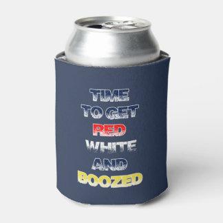 Porta-lata Obtenha o refrigerador pronto da lata de bebida do