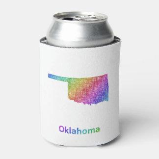 Porta-lata Oklahoma