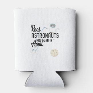 Porta-lata Os astronautas são em abril Zg6v6 nascidos