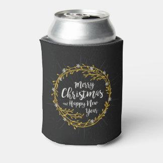 Porta-lata Os desejos do Natal enlatam o refrigerador