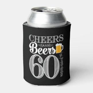 Porta-lata Os elogios e as cervejas a 60 anos enlatam o