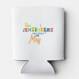 Porta-lata Os engenheiros são em maio Z8wv0 nascidos
