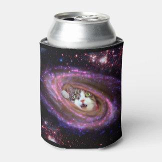 Porta-lata Os gatos do espaço da galáxia enlatam o