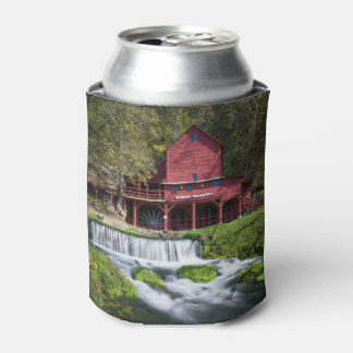 Porta-lata Paisagem do moinho de água de Hodgson