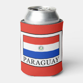 Porta-lata Paraguai