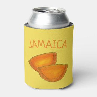 Porta-lata Pastelaria picante jamaicana de Jamaica dos