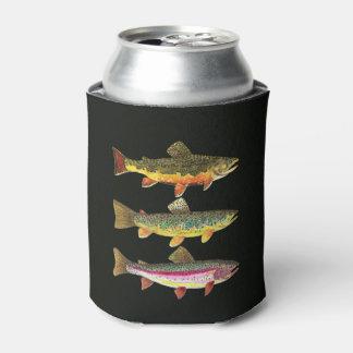 Porta-lata Pesca da truta