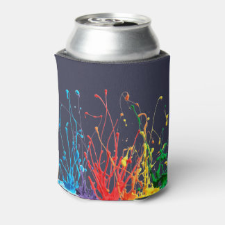 Porta-lata Pinte o Splatter 3D