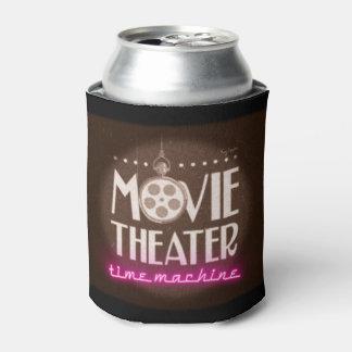 Porta-lata Podcast da máquina do tempo do cinema