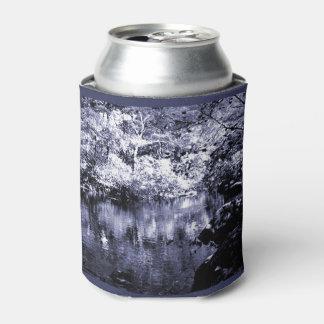 Porta-lata Pode o refrigerador - córrego do outono -