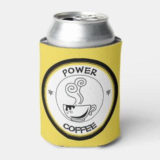 Porta-lata Poder do café
