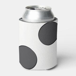 Porta-lata Pontos DarkGrey Checkered