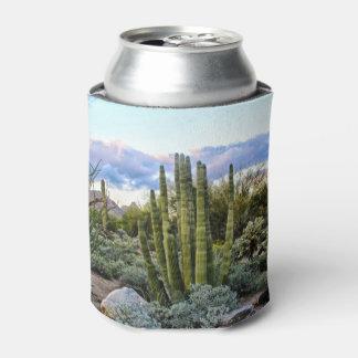 Porta-lata Por do sol do Succulent de Scottsdale