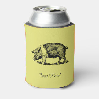Porta-lata Porco
