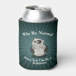 Porta-lata Porque seja normal