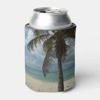 Porta-lata Praia de Aruban mim cena bonita da natureza