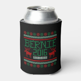 Porta-lata Presidente 2016 das máquinas de lixar de Bernie