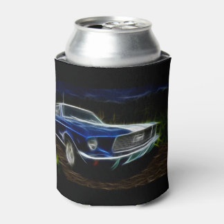 Porta-lata Relâmpago do carro