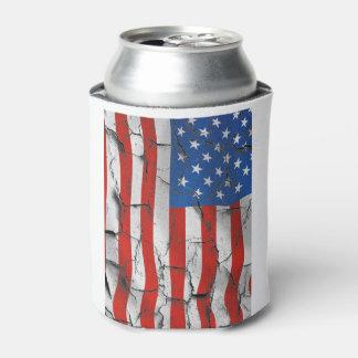 Porta-lata Resistido com respeito a lata de bebida Coole do 4