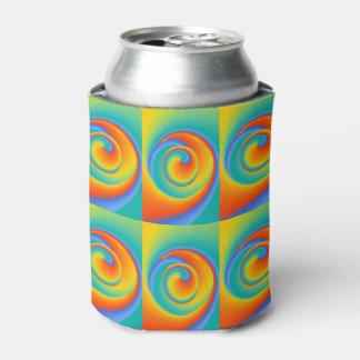 Porta-lata rotação de ardência - refrigerador da bebida