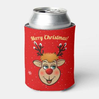 Porta-lata Rudolph - a rena a mais famosa de tudo
