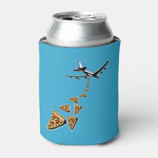 Porta-lata Sem guerra mais pizza