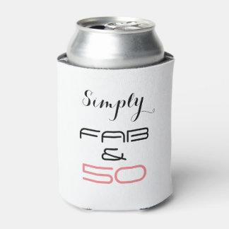 Porta-lata Simplesmente fabuloso & 50 - pode o refrigerador