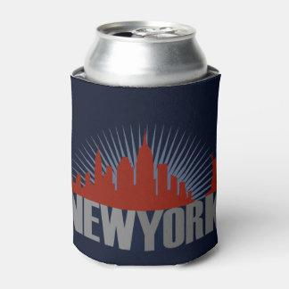 Porta-lata Skyline da Nova Iorque