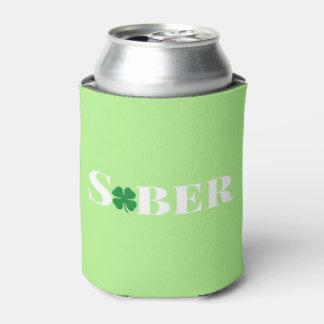 Porta-lata St Patrick sóbrio