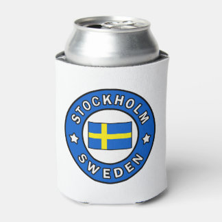 Porta-lata Suecia de Éstocolmo